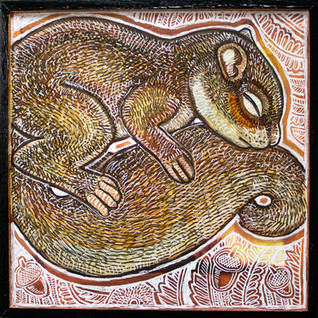 Dreaming Squirrel