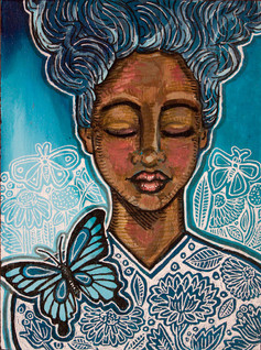 Dreaming of Blue Butterflies