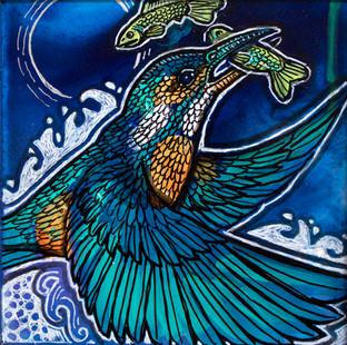 Kingfisher Blues