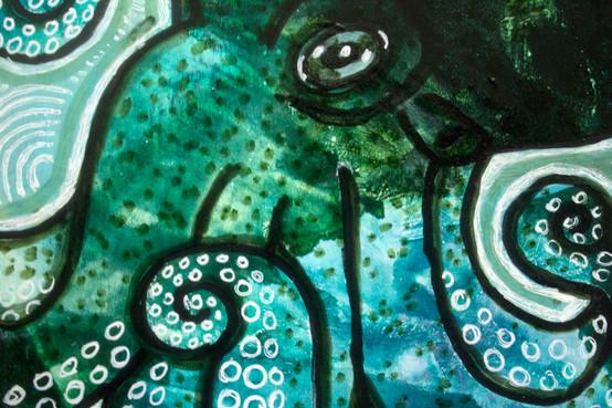 Octopied