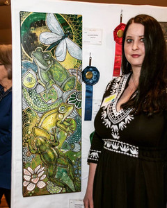 First Place award at Meadowood Art Show (2018)