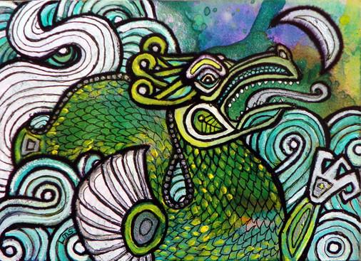Green Sea Dragon II