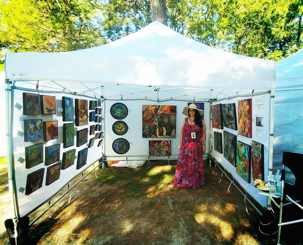 Rehoboth Outdoor Fine Art and Craft Show