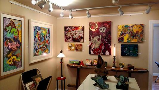 JAM Gallery, Malvern, PA (2016)