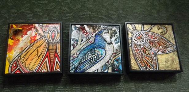 miniature art
