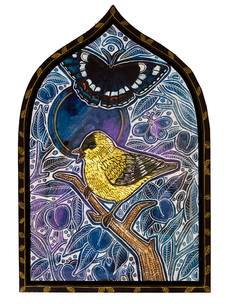 Yellow Bird Sings the Blues