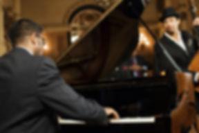 Piano speler