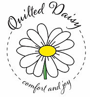 quilted daisy logo