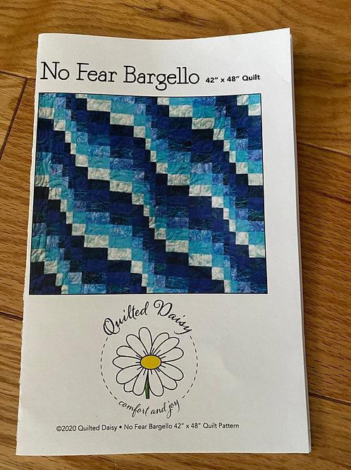NO FEAR BARGELLO PATTERN