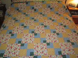 Quilted Daisy