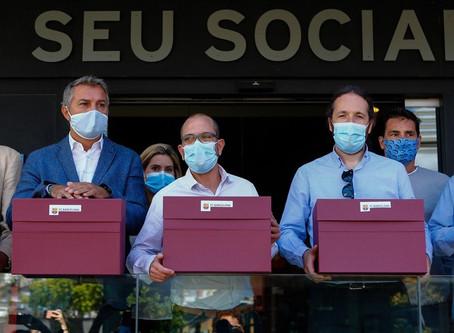 #OFICIAL: se juntan firmas para destituir a Bartomeu y su directiva del Barcelona