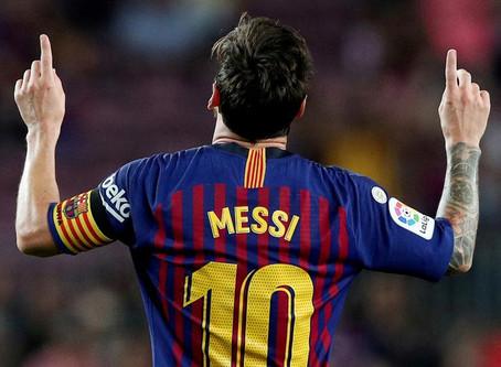 Messi seguirá en el Barcelona