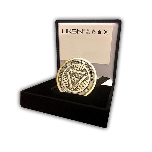 UKSN Challenge Coin - 2018 Edition