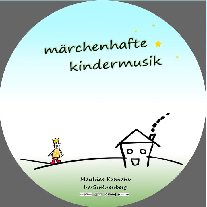 """CD """"märchenhafte Kindermusik"""""""