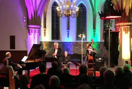 Choral- Jazz-Trio Bielefeld, Ostern 2018
