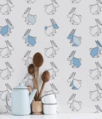 Rabbit Interactive Wallpaper