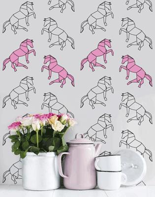 Horse Interactive Wallpaper