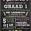 Thumbnail: School Chalkboard Poster