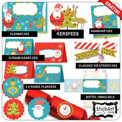 Christmas with StickArt