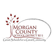 morgan county school district re-3 partner logo