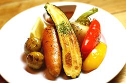ゴロゴロ野菜ロースト