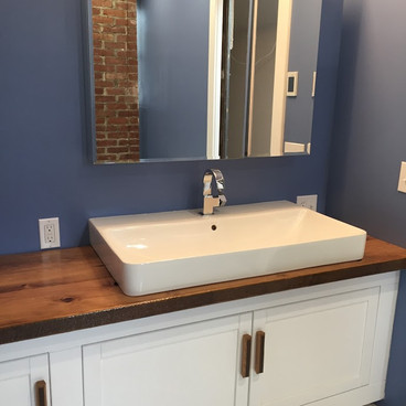 Deerfield Street - Bathroom Renovation