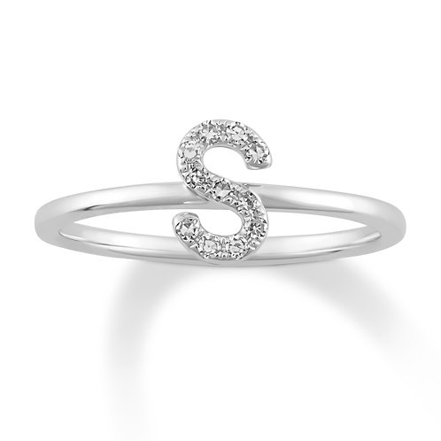 Initial S Ring