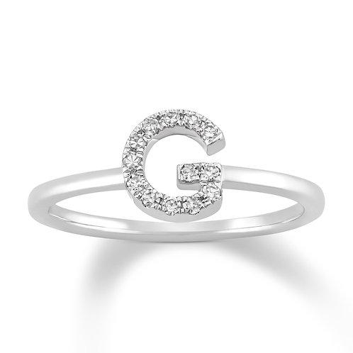 Initial G Ring