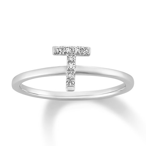 Initial T Ring