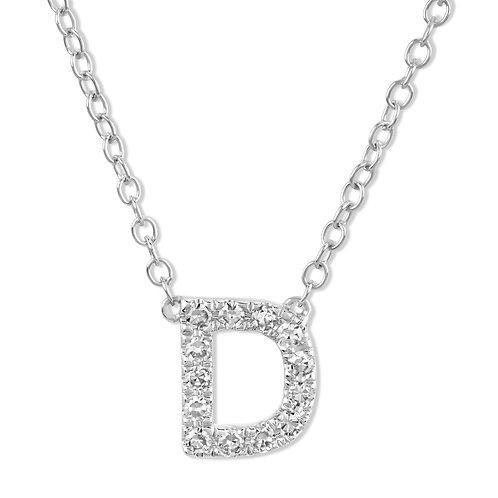 Initial D Necklace