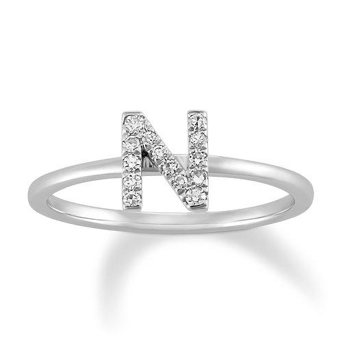 Initial N Ring