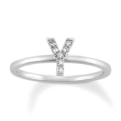 Initial Y Ring
