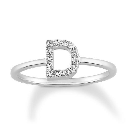 Initial D Ring
