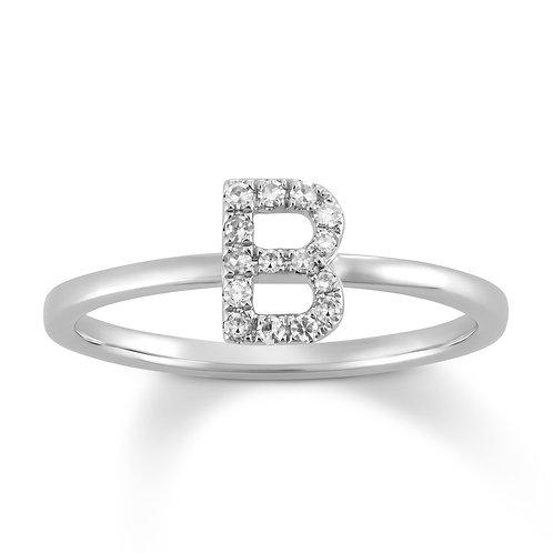 Initial B Ring