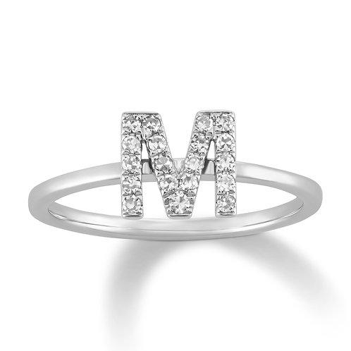 Initial M Ring