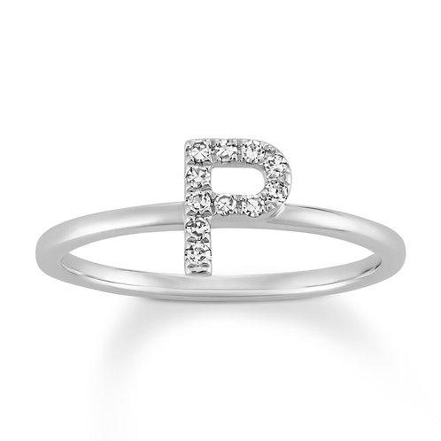 Initial P Ring