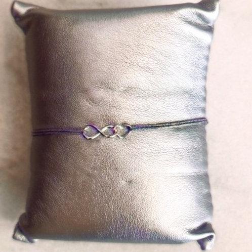 Echt-Silber Armbändchen div. Motive