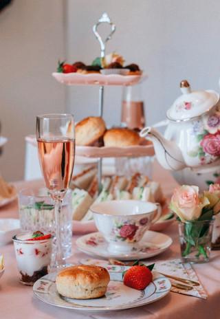 Afternoon Tea im wunderladen