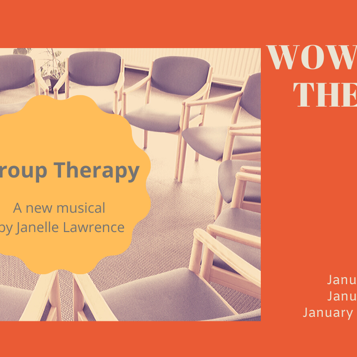 Group Therapy at WOW Cafe Theatre