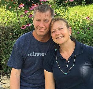 Ralph and Mena Kaehler