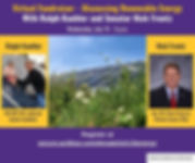 Kaehler & Frentz Energy Discussion