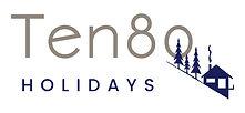 logo Ten 80 agence de location de chalets Chamonix.