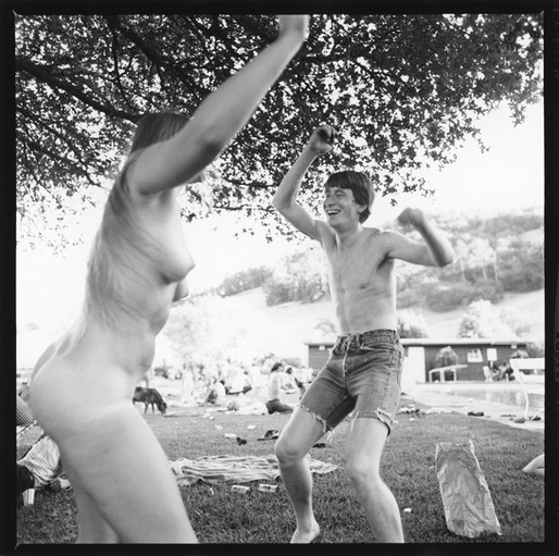 19Olompali - Guy dances with nud girl (#