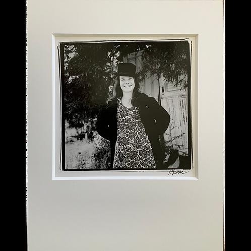Janis Joplin 8-1/2 x11