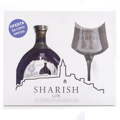 Sharish Blue Magic Gift set