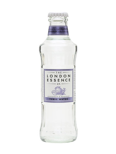 The London Essence co. Grapefruit and Rosemary Tonic Water