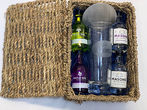 Gin & Jones Taster Hamper