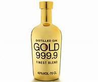 Gold 999.9 Gin - France