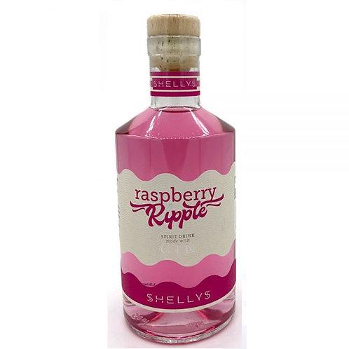 Shellys Raspberry Ripple liquor