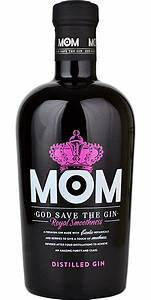 MOM God Save The Gin